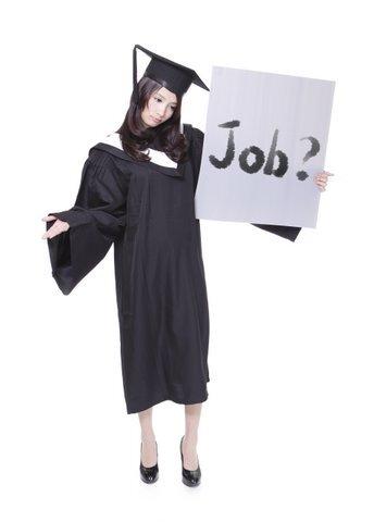 Female graduate unemployment