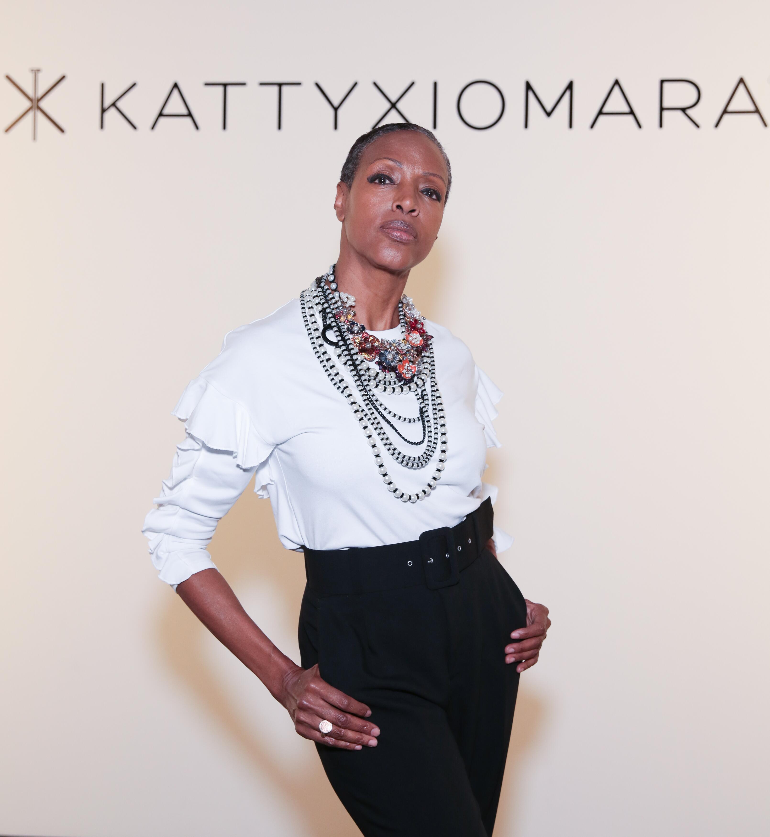 Katty Xiomara - Front Row - September 2017 - New York Fashion Week