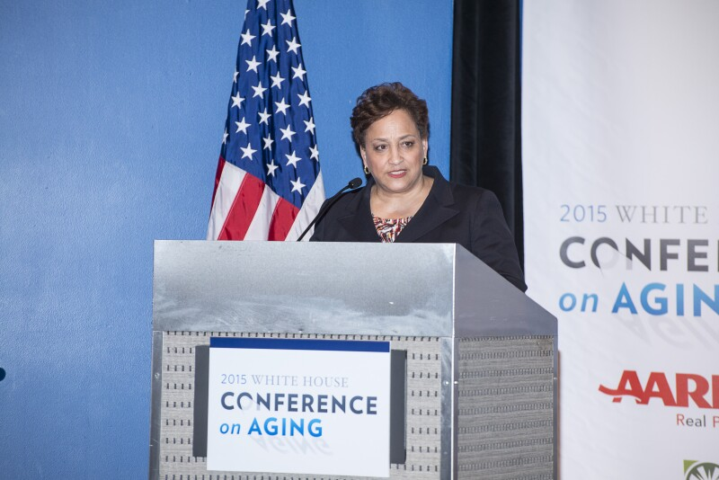 Ms. Joann Jenkins White House Conference on Aging