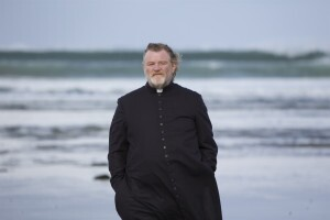 "VIDEO: Star Brendan Gleeson and writer/director John Michael McDonaugh talk about their gripping new film, ""Calvary."""