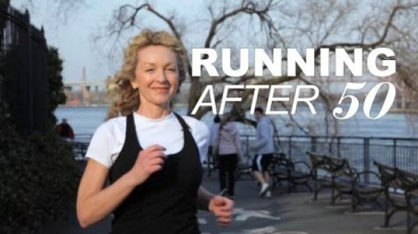 running after 50 BHG