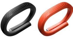 Jawbone UP24 wristbands