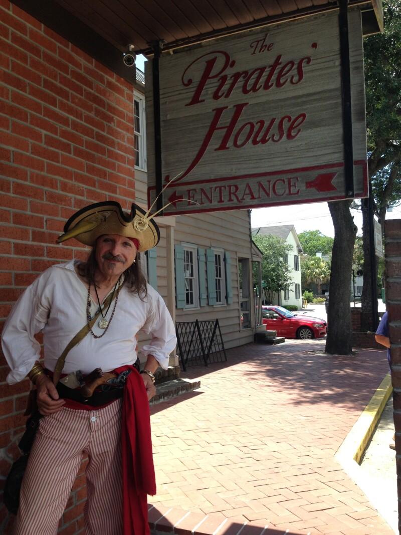 Pirates House Restaurant