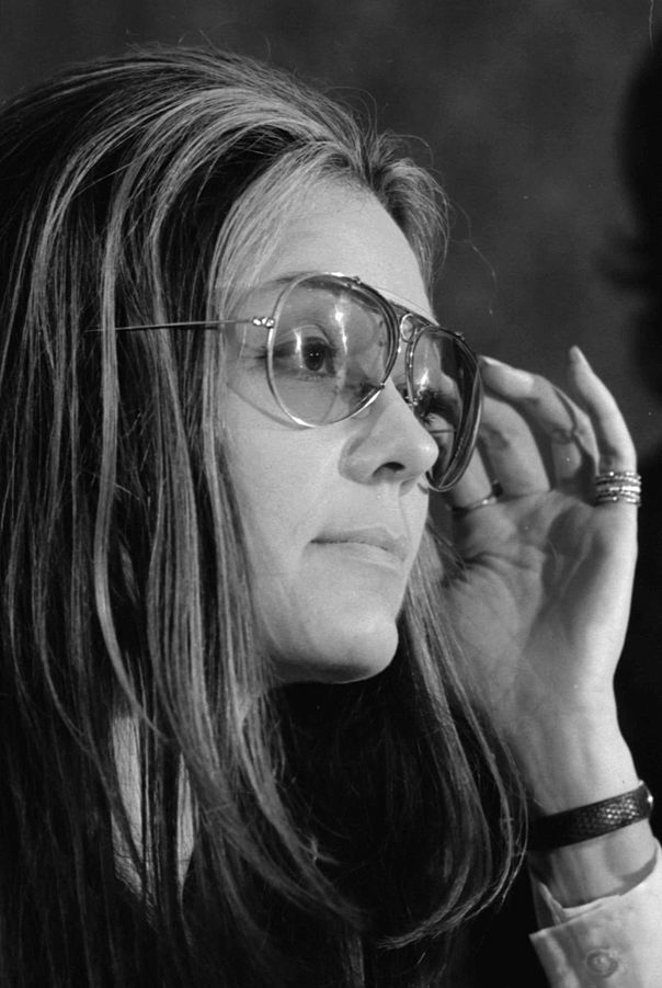 604px-Gloria_Steinem_at_news_conference,_Women's_Action_Alliance,_January_12,_1972