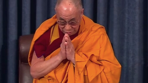 Dalai Lama screenshot - YouTube